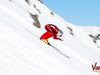 Ski de vitesse ©Rémi MOREL - OT Vars