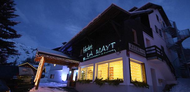 Hôtel La Mayt