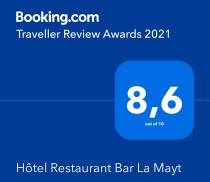 Hotel La Mayt Traveller Review Award Booking